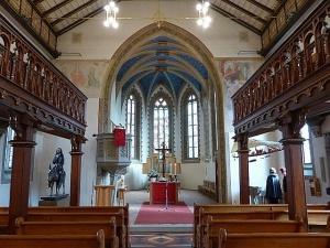 Nikolauskirche Beuren